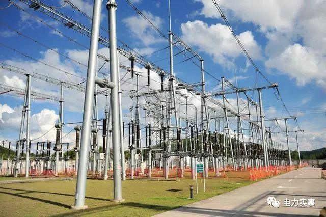 ups一体化电源资料下载-变电站是怎么防御雷电,都用哪些主要的设备?