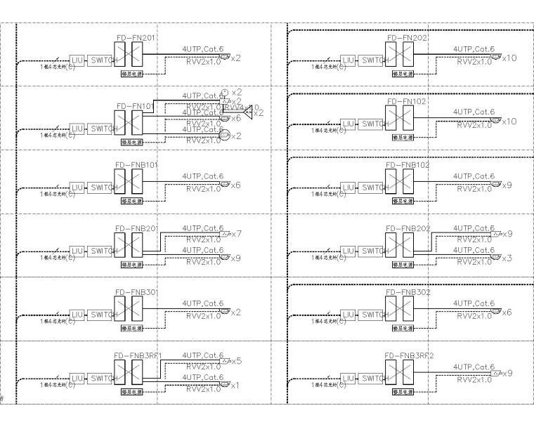 [甘肃]最新人民医院电气全套施工图310页(甲级院设计)._9