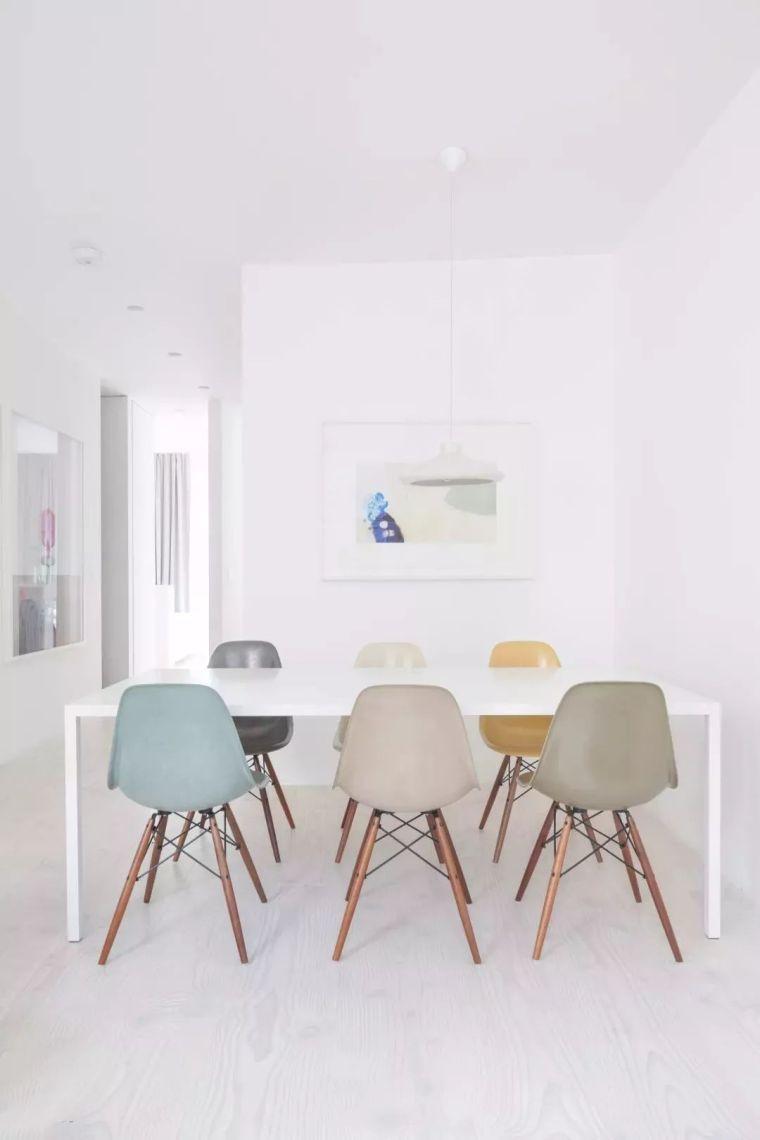 混搭风餐椅让你的餐厅更有料