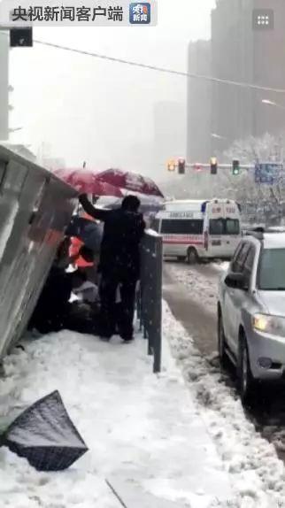 """""""合肥公交站被雪压塌""""事故,设计负责人被刑拘、吊销执业资格!_4"""