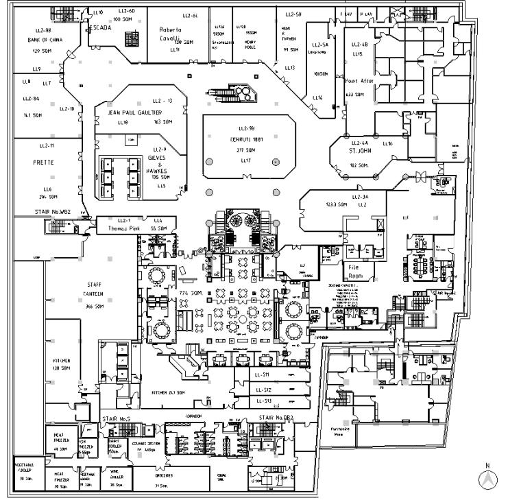 AECOM--北京王府半岛酒店改造项目(招标文本+图纸+物料+隔音要求