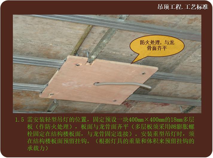 室内精装修工程工艺标准要点图解(179页)