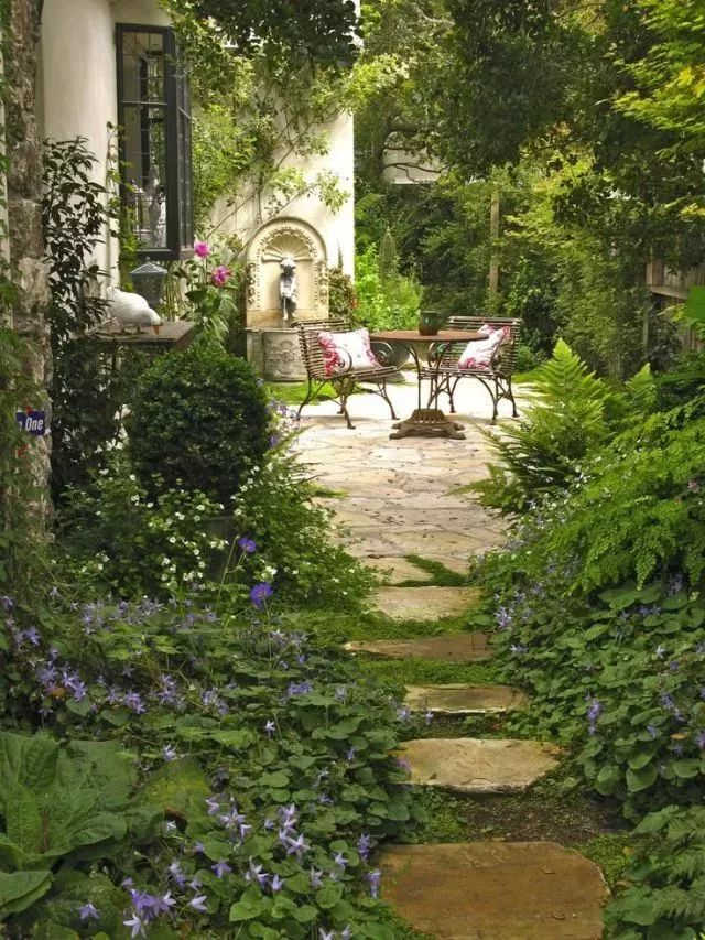 花园植物配色魔法学,你get到了吗?_2