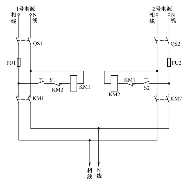 v型滤池工作原理图资料下载-老电工珍藏:28个自动控制电气原理图!