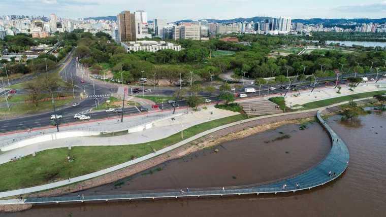 巴西阿雷格里港滨水公园-3