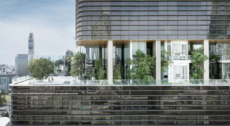 商业设计的新方式 - 曼谷Gaysorn Ⅱ办公商业综合体