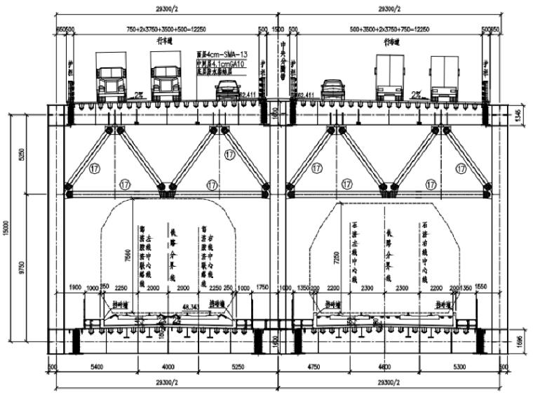[济南]公铁两用桥主桥钢桁梁架设方案比选
