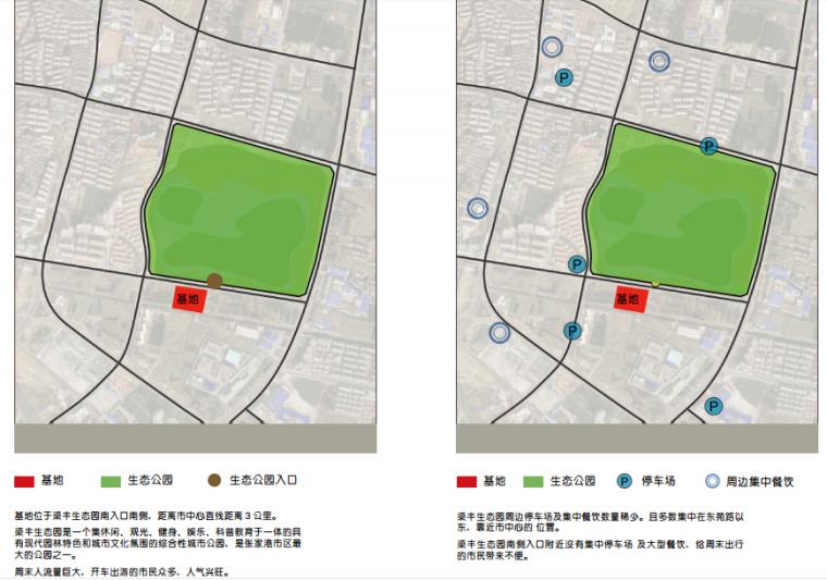 [苏州]金厦张家港展示中心概念方案设计-[苏州]金厦张家港梁丰生态园南侧地块展示中心概念方案设计A-3现状分析