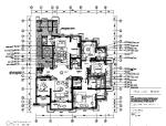 [石家庄]简约欧式样板房室内设计施工图(含实景图)