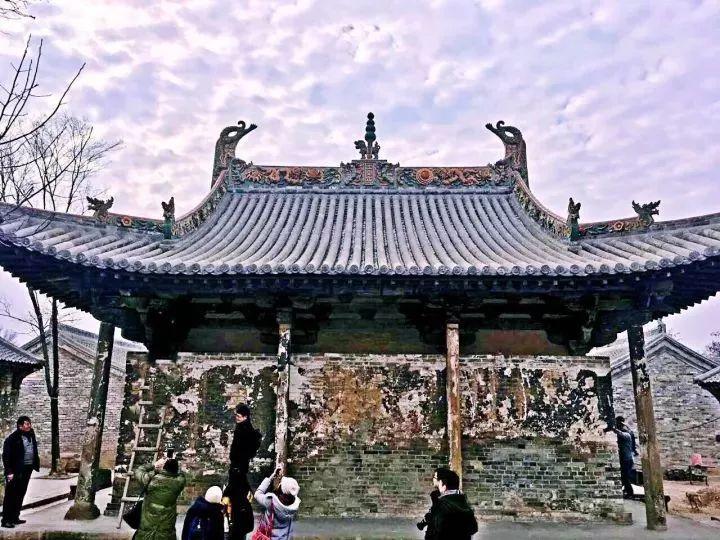 中国现存的木结构古建筑前50座,看一眼少一眼了~_37
