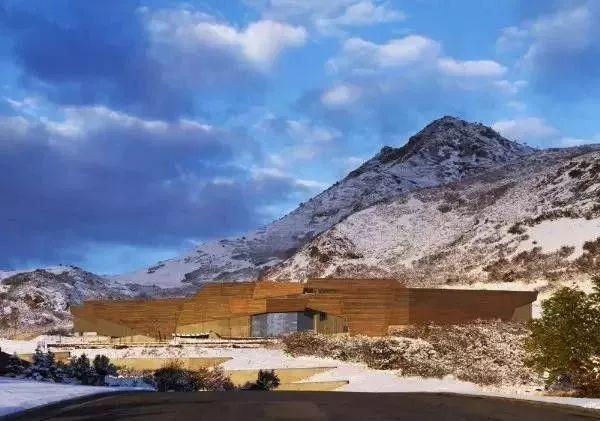 博物馆建筑 的 自然之美、简约之美、个性之美、几何之美