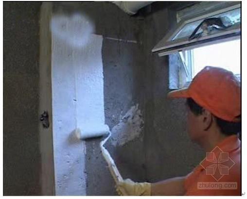 室内装修工程全过程施工图解(水电、土建工程)