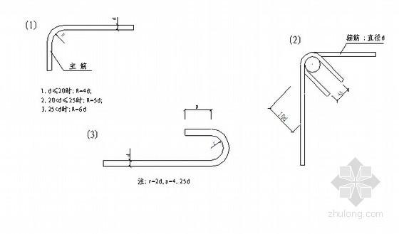 房建工程钢筋加工施工技术交底