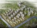 [上海]景观式现代风格高层住宅区规划设计方案文本