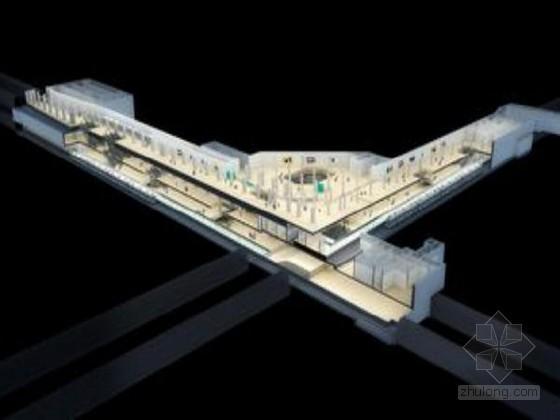 [广西]27km全地下轨道交通工程代管设计施工总承包模式技术标书789页