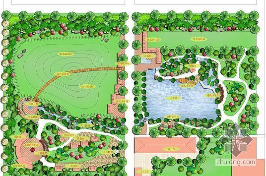 某奶牛主题公园规划设计方案