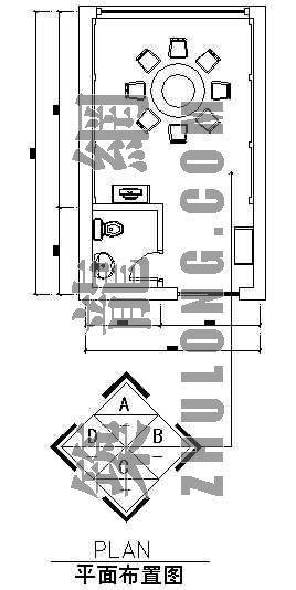 餐厅包间图7