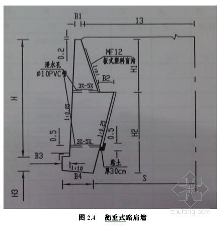 [湖南]高速公路工程路基挡墙施工方案(中铁建)