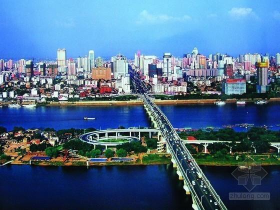 [广东]双向六车道城市快速路大桥工程投标施工组织设计(含收费站)