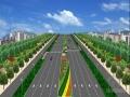 双向八车道市政道路工程路基路面施工图