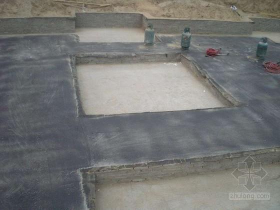 [广东]普通住宅项目地下室工程详细施工方案(100余页 )