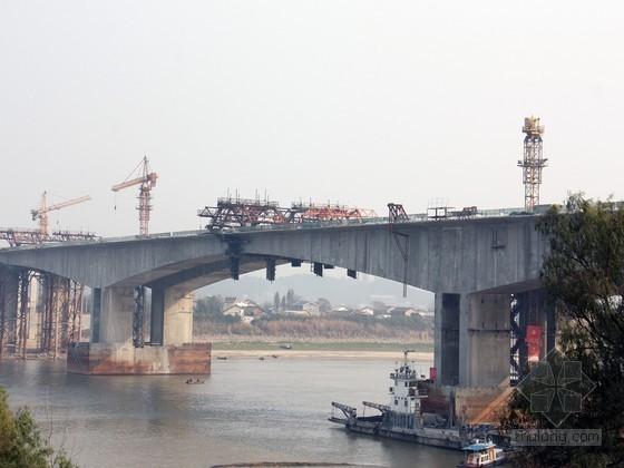 落脚河大桥(68+128+68)m连续刚构计算分析