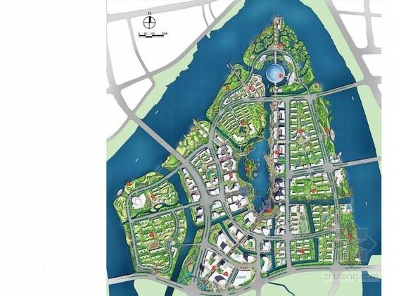 [宁波]城市公共空间景观修建性详细规划方案