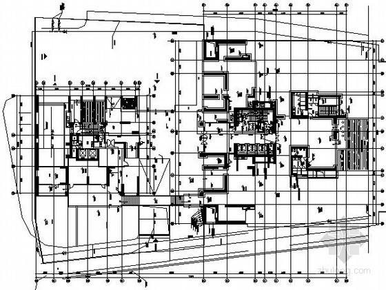 [广东]六十一层住宅楼消防全套施工图纸(含S型气溶胶灭火系统)