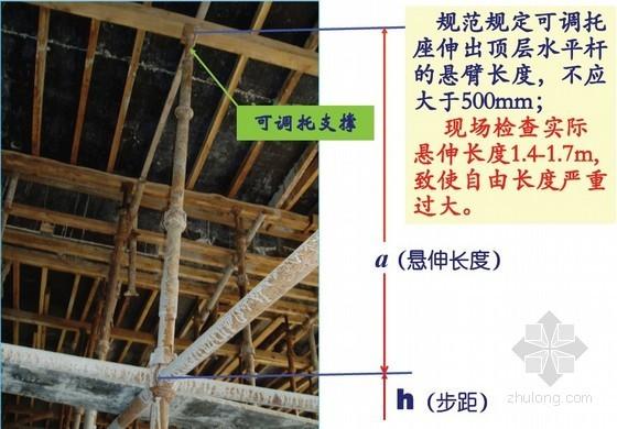 建筑施工高大支模工程施工质量验收及监管培训讲义
