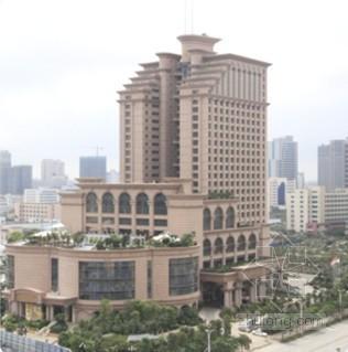 [广东]框剪结构酒店工程施工质量情况汇报