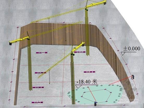 [广州]地下室钢结构施工测量专项方案