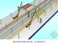 [辽宁]车站站台雨棚钢结构施工方案(压型钢板屋面)