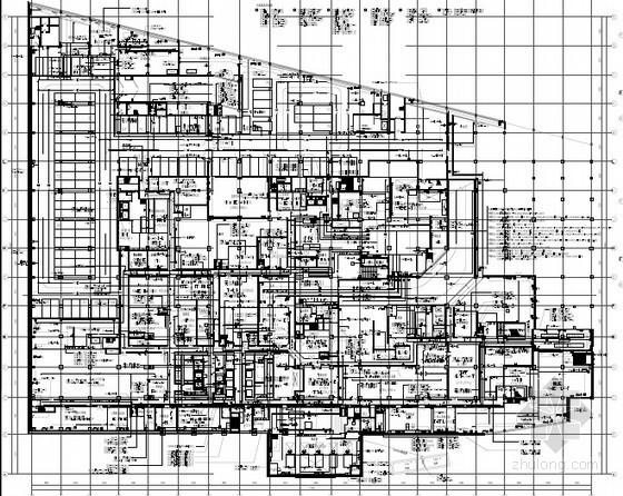 [黑龙江]世界知名奢华酒店强弱电招标图212张(特级建筑 公认最佳酒店之一)