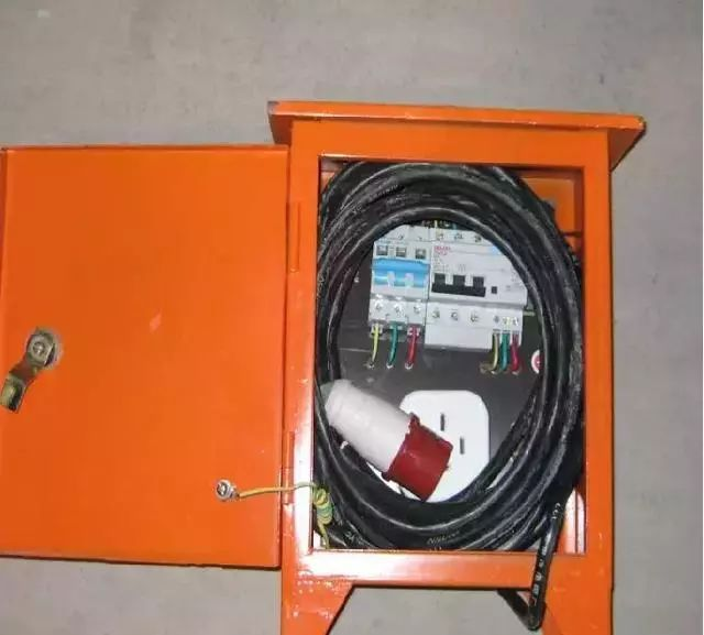 施工现场临时用电配电箱、电缆、照明规范规定,临电安全管理!_4