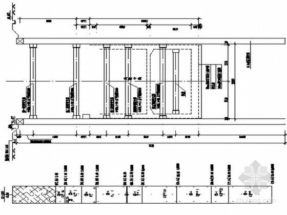 [辽宁]地铁风道深基坑主体围护与钢支撑施工设计图纸