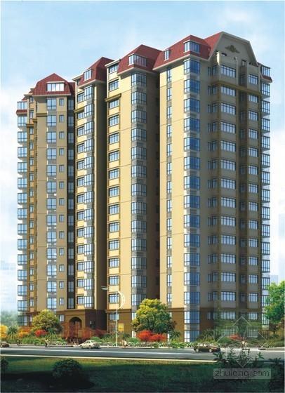 [山东]某小区高层住宅楼水暖安装工程清单报价表