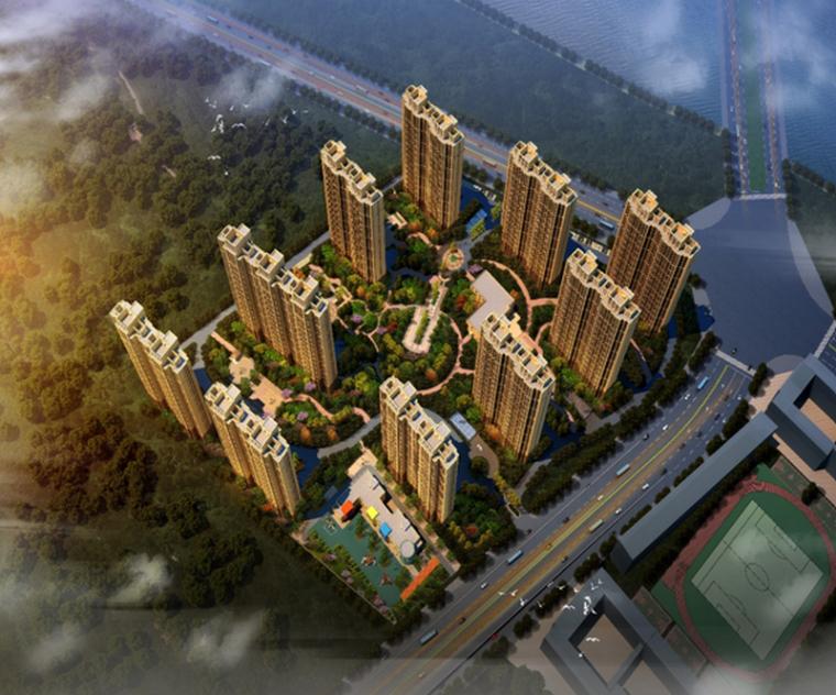 城中村改造项目住宅楼工程钢筋专项施工方案(34页)
