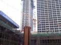 【筑龙18周年庆】高层框筒结构建筑施工现场照片