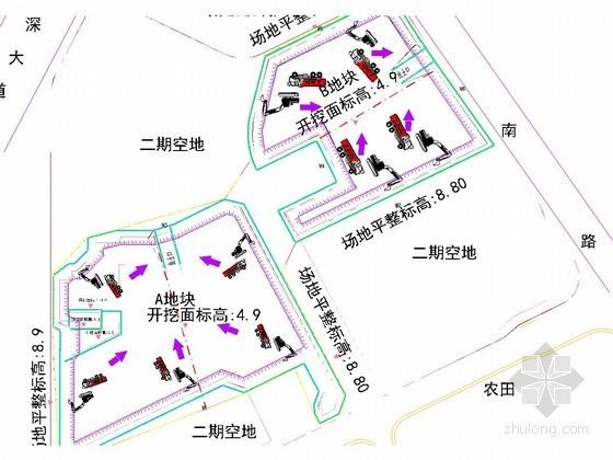 [广东]基坑土方开挖支护施工组织设计