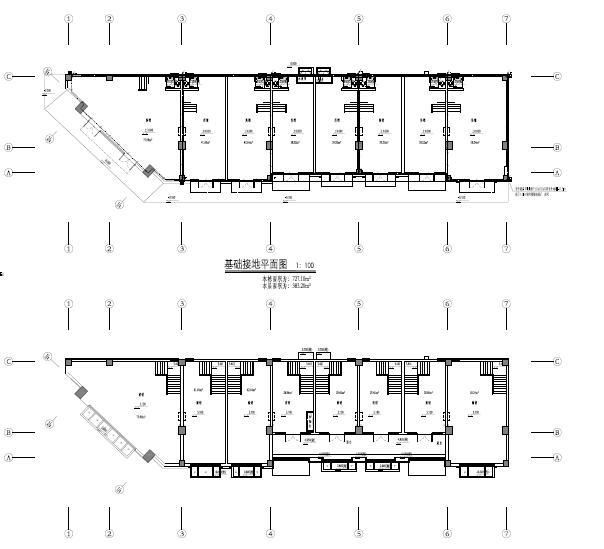 海南省大型住宅項目電氣施工圖(帶人防)