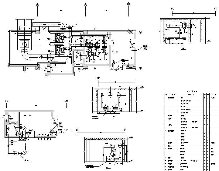 江西50层超高层酒店办公大厦暖通全套施工图(超级详细)_8