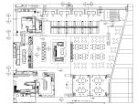 [广东]某酒店一层全日餐厅施工图