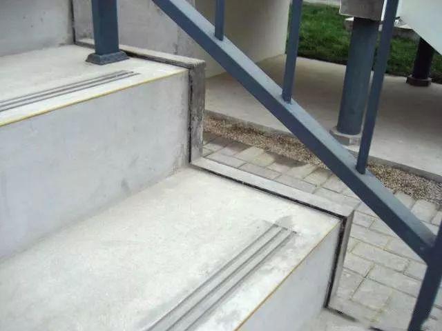 楼梯、变形缝、水电压槽、滴水线等细部构造知多少