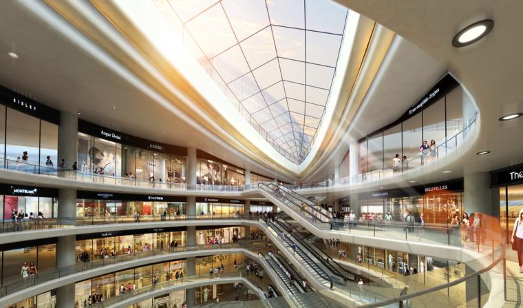 北京商城通风空调施工组织设计