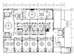 [安徽]新中式风格——豪华海鲜酒家装修施工图