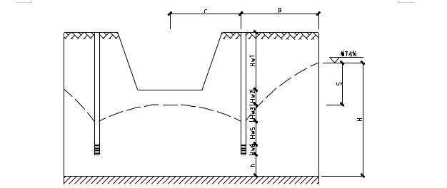 雨水管线工程降水、沉井及顶管施工专项方案