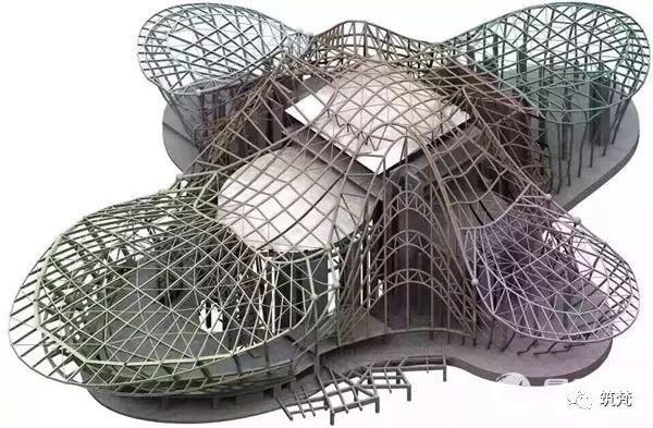 扎哈在中国的遗作终于完成,耗资28亿,施工难度堪比鸟巢_32