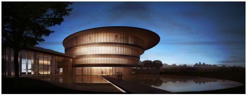 BIM应用案例-文化场馆建筑中的BIM设计研究