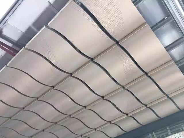 工装铝单板的特点以及幕墙铝单板的安装