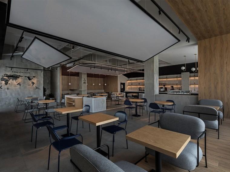 成都AKACAFF咖啡厅